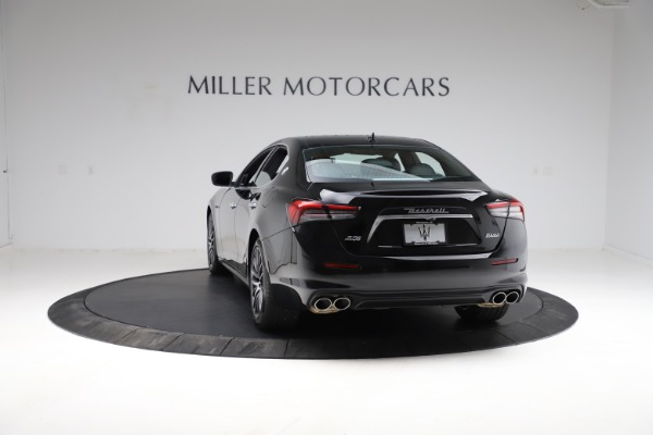 New 2021 Maserati Ghibli S Q4 for sale $86,654 at Rolls-Royce Motor Cars Greenwich in Greenwich CT 06830 5
