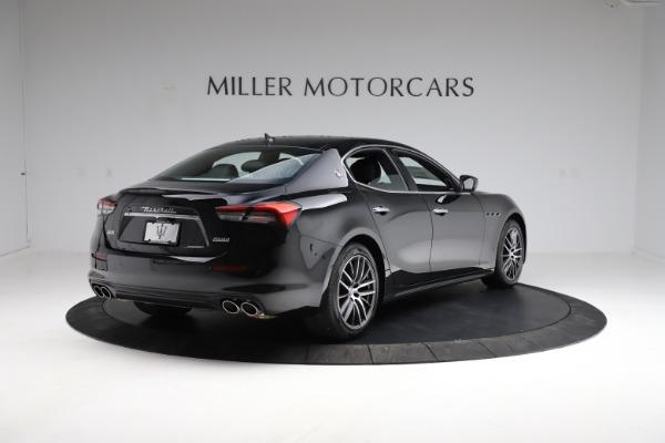New 2021 Maserati Ghibli S Q4 for sale $86,654 at Rolls-Royce Motor Cars Greenwich in Greenwich CT 06830 8