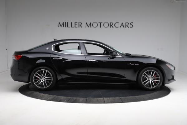 New 2021 Maserati Ghibli S Q4 for sale $86,654 at Rolls-Royce Motor Cars Greenwich in Greenwich CT 06830 9