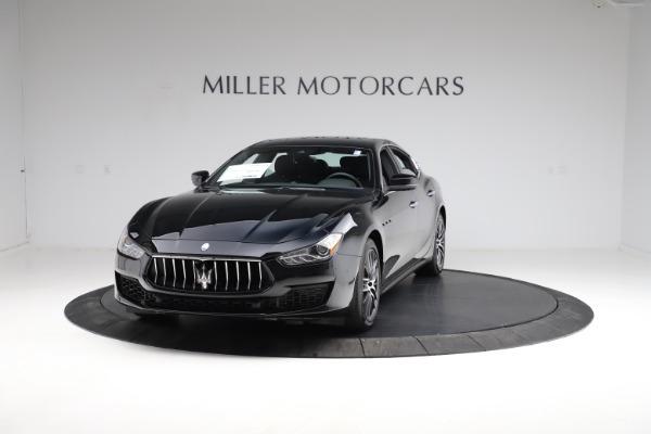 New 2021 Maserati Ghibli S Q4 for sale $86,654 at Rolls-Royce Motor Cars Greenwich in Greenwich CT 06830 1