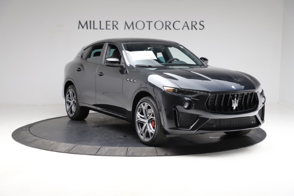 New 2021 Maserati Levante GTS for sale $135,485 at Rolls-Royce Motor Cars Greenwich in Greenwich CT 06830 12