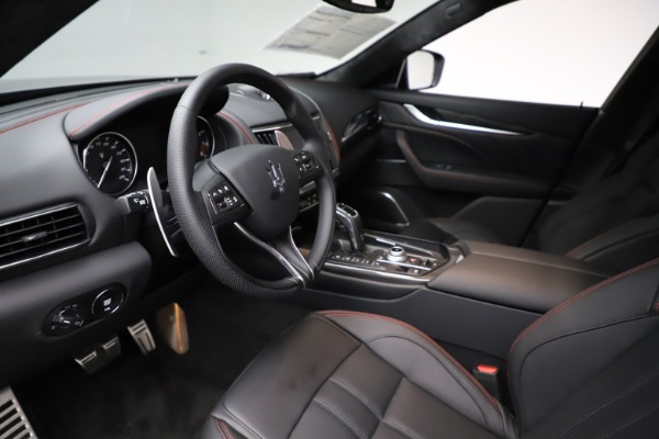 New 2021 Maserati Levante GTS for sale $135,485 at Rolls-Royce Motor Cars Greenwich in Greenwich CT 06830 14