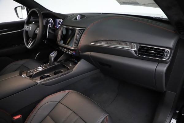 New 2021 Maserati Levante GTS for sale $135,485 at Rolls-Royce Motor Cars Greenwich in Greenwich CT 06830 22