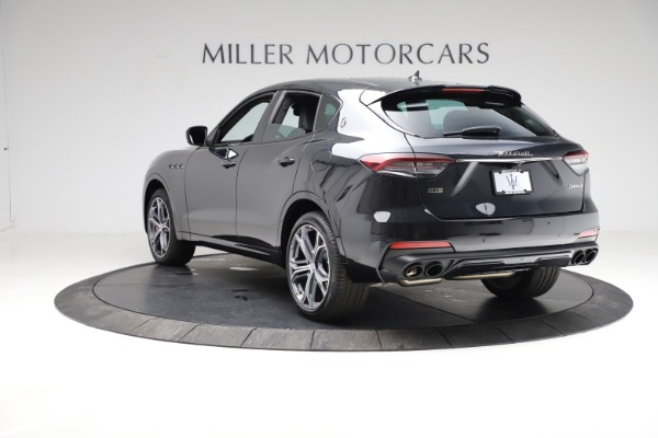 New 2021 Maserati Levante GTS for sale $135,485 at Rolls-Royce Motor Cars Greenwich in Greenwich CT 06830 6