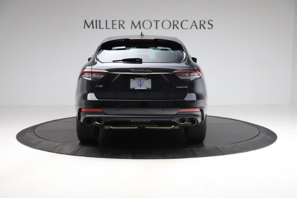 New 2021 Maserati Levante GTS for sale $135,485 at Rolls-Royce Motor Cars Greenwich in Greenwich CT 06830 7