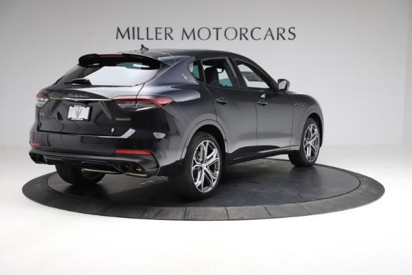 New 2021 Maserati Levante GTS for sale $135,485 at Rolls-Royce Motor Cars Greenwich in Greenwich CT 06830 8