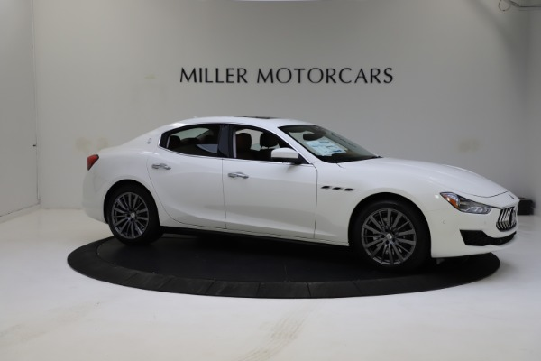 New 2021 Maserati Ghibli S Q4 for sale $85,754 at Rolls-Royce Motor Cars Greenwich in Greenwich CT 06830 10