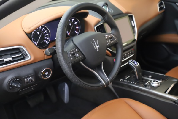 New 2021 Maserati Ghibli S Q4 for sale $85,754 at Rolls-Royce Motor Cars Greenwich in Greenwich CT 06830 13