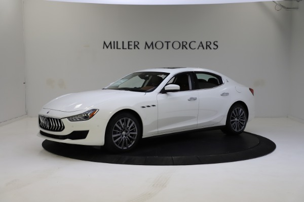 New 2021 Maserati Ghibli S Q4 for sale $85,754 at Rolls-Royce Motor Cars Greenwich in Greenwich CT 06830 2