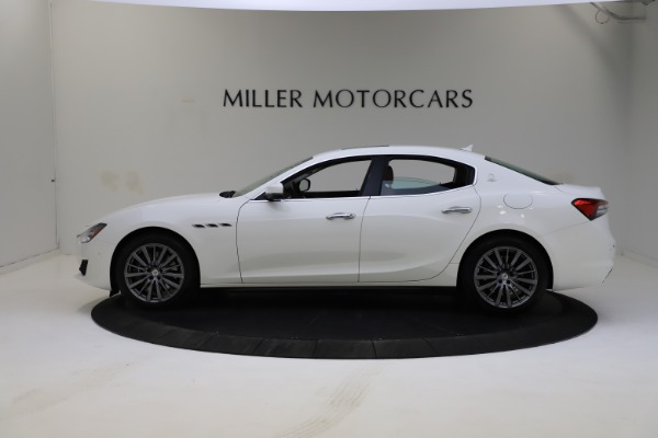 New 2021 Maserati Ghibli S Q4 for sale $85,754 at Rolls-Royce Motor Cars Greenwich in Greenwich CT 06830 3