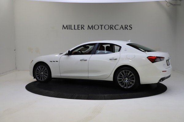New 2021 Maserati Ghibli S Q4 for sale $85,754 at Rolls-Royce Motor Cars Greenwich in Greenwich CT 06830 4