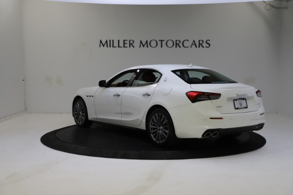 New 2021 Maserati Ghibli S Q4 for sale $85,754 at Rolls-Royce Motor Cars Greenwich in Greenwich CT 06830 5