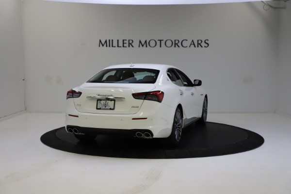 New 2021 Maserati Ghibli S Q4 for sale $85,754 at Rolls-Royce Motor Cars Greenwich in Greenwich CT 06830 7