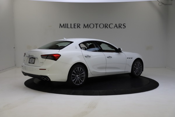 New 2021 Maserati Ghibli S Q4 for sale $85,754 at Rolls-Royce Motor Cars Greenwich in Greenwich CT 06830 8