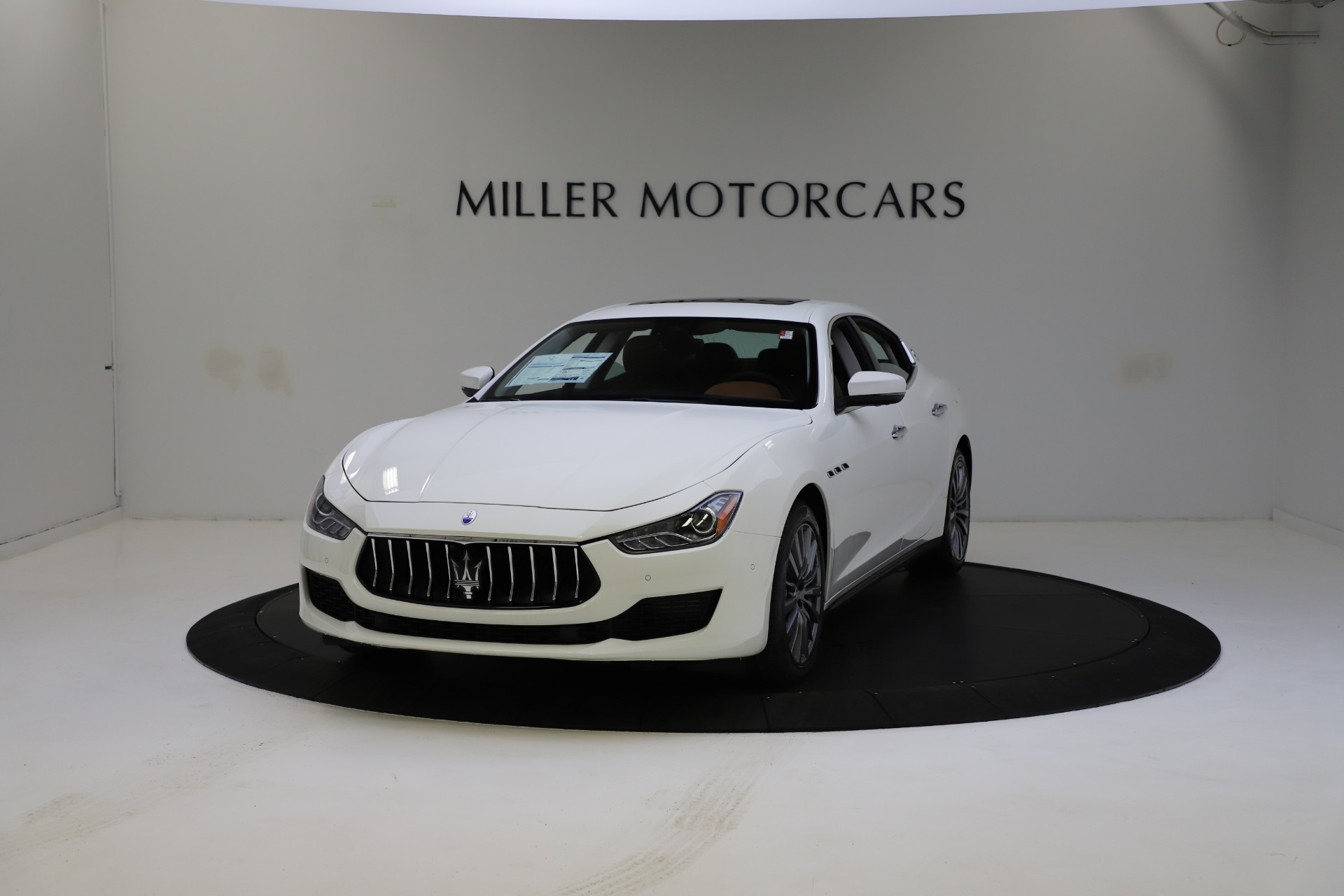 New 2021 Maserati Ghibli S Q4 for sale $85,754 at Rolls-Royce Motor Cars Greenwich in Greenwich CT 06830 1