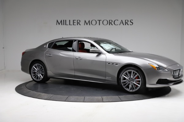 New 2021 Maserati Quattroporte S Q4 GranLusso for sale $122,435 at Rolls-Royce Motor Cars Greenwich in Greenwich CT 06830 10