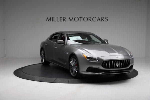 New 2021 Maserati Quattroporte S Q4 GranLusso for sale $122,435 at Rolls-Royce Motor Cars Greenwich in Greenwich CT 06830 11