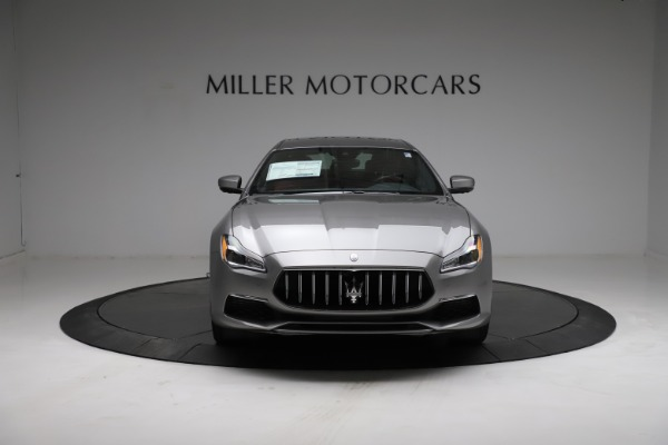 New 2021 Maserati Quattroporte S Q4 GranLusso for sale $122,435 at Rolls-Royce Motor Cars Greenwich in Greenwich CT 06830 12