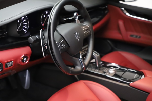 New 2021 Maserati Quattroporte S Q4 GranLusso for sale $122,435 at Rolls-Royce Motor Cars Greenwich in Greenwich CT 06830 13