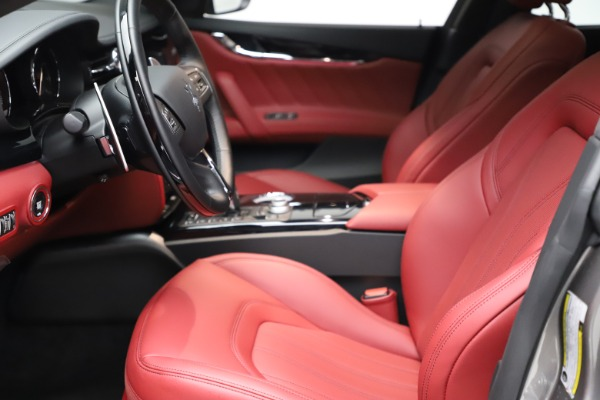 New 2021 Maserati Quattroporte S Q4 GranLusso for sale $122,435 at Rolls-Royce Motor Cars Greenwich in Greenwich CT 06830 15