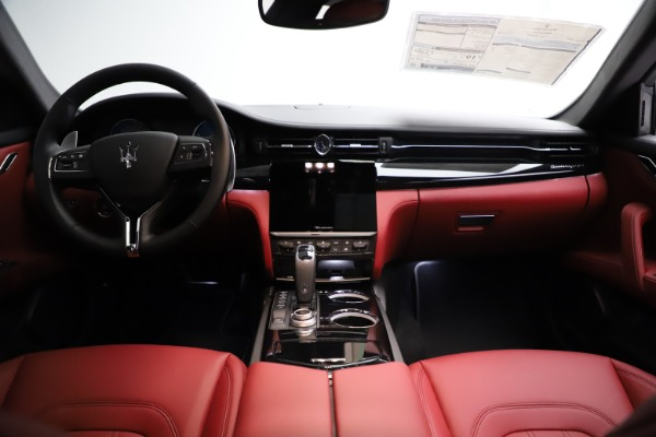 New 2021 Maserati Quattroporte S Q4 GranLusso for sale $122,435 at Rolls-Royce Motor Cars Greenwich in Greenwich CT 06830 16