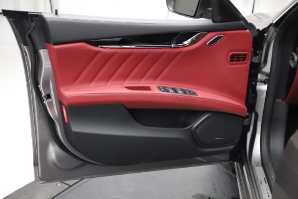 New 2021 Maserati Quattroporte S Q4 GranLusso for sale $122,435 at Rolls-Royce Motor Cars Greenwich in Greenwich CT 06830 17