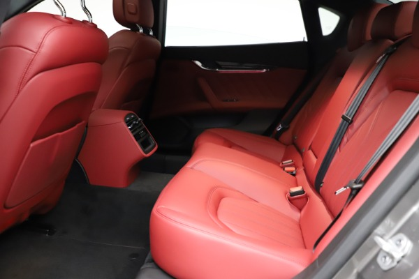 New 2021 Maserati Quattroporte S Q4 GranLusso for sale $122,435 at Rolls-Royce Motor Cars Greenwich in Greenwich CT 06830 20