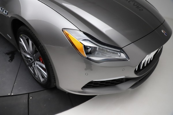 New 2021 Maserati Quattroporte S Q4 GranLusso for sale $122,435 at Rolls-Royce Motor Cars Greenwich in Greenwich CT 06830 25