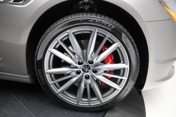 New 2021 Maserati Quattroporte S Q4 GranLusso for sale $122,435 at Rolls-Royce Motor Cars Greenwich in Greenwich CT 06830 26