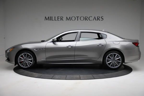 New 2021 Maserati Quattroporte S Q4 GranLusso for sale $122,435 at Rolls-Royce Motor Cars Greenwich in Greenwich CT 06830 3
