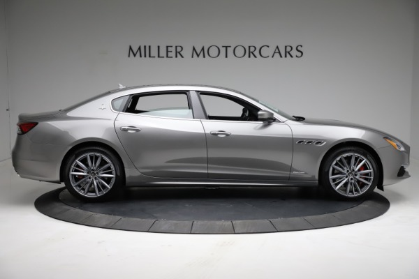 New 2021 Maserati Quattroporte S Q4 GranLusso for sale $122,435 at Rolls-Royce Motor Cars Greenwich in Greenwich CT 06830 9