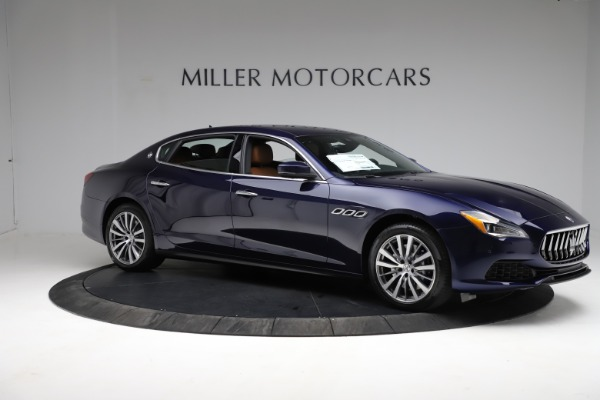 New 2021 Maserati Quattroporte S Q4 for sale Sold at Rolls-Royce Motor Cars Greenwich in Greenwich CT 06830 10