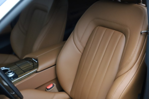 New 2021 Maserati Quattroporte S Q4 for sale Sold at Rolls-Royce Motor Cars Greenwich in Greenwich CT 06830 15