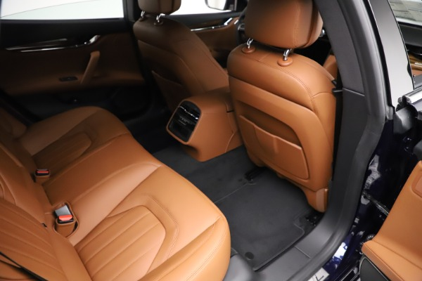 New 2021 Maserati Quattroporte S Q4 for sale Sold at Rolls-Royce Motor Cars Greenwich in Greenwich CT 06830 20