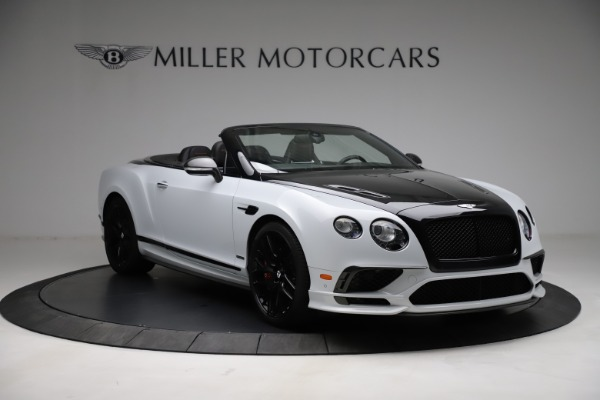 Used 2018 Bentley Continental GT Supersports for sale $229,900 at Rolls-Royce Motor Cars Greenwich in Greenwich CT 06830 11