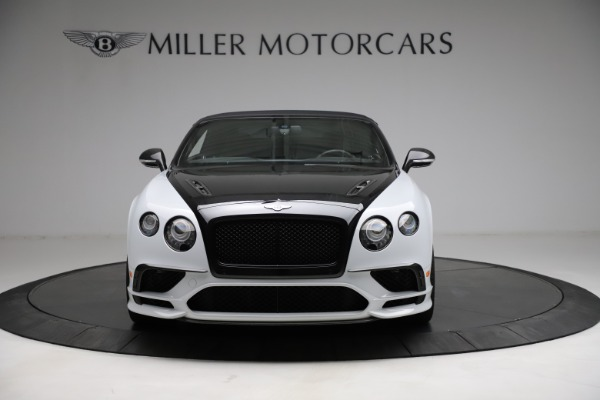 Used 2018 Bentley Continental GT Supersports for sale $229,900 at Rolls-Royce Motor Cars Greenwich in Greenwich CT 06830 12