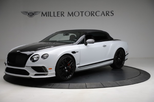 Used 2018 Bentley Continental GT Supersports for sale $229,900 at Rolls-Royce Motor Cars Greenwich in Greenwich CT 06830 13