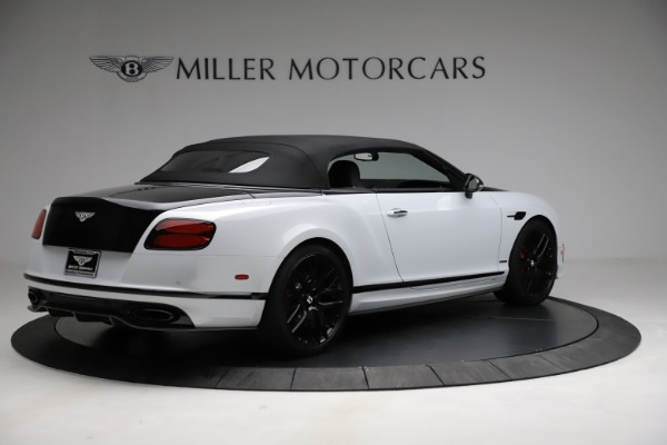Used 2018 Bentley Continental GT Supersports for sale $229,900 at Rolls-Royce Motor Cars Greenwich in Greenwich CT 06830 16