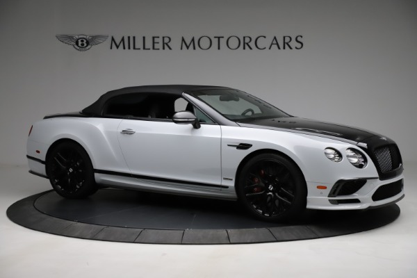 Used 2018 Bentley Continental GT Supersports for sale $229,900 at Rolls-Royce Motor Cars Greenwich in Greenwich CT 06830 17