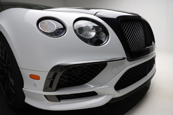 Used 2018 Bentley Continental GT Supersports for sale $229,900 at Rolls-Royce Motor Cars Greenwich in Greenwich CT 06830 21