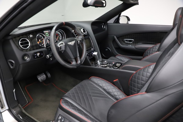 Used 2018 Bentley Continental GT Supersports for sale $229,900 at Rolls-Royce Motor Cars Greenwich in Greenwich CT 06830 24