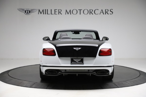 Used 2018 Bentley Continental GT Supersports for sale $229,900 at Rolls-Royce Motor Cars Greenwich in Greenwich CT 06830 6