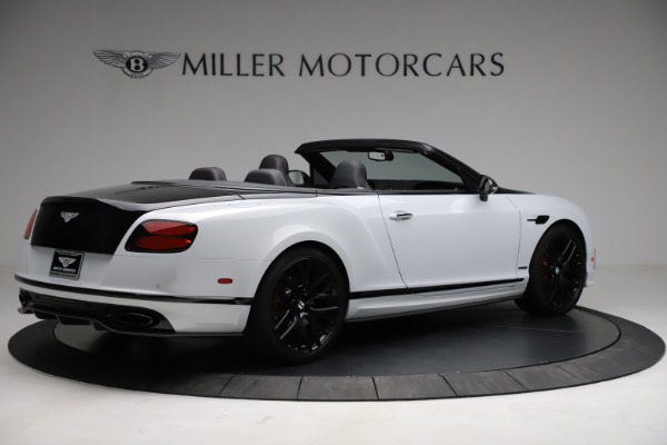 Used 2018 Bentley Continental GT Supersports for sale $229,900 at Rolls-Royce Motor Cars Greenwich in Greenwich CT 06830 8