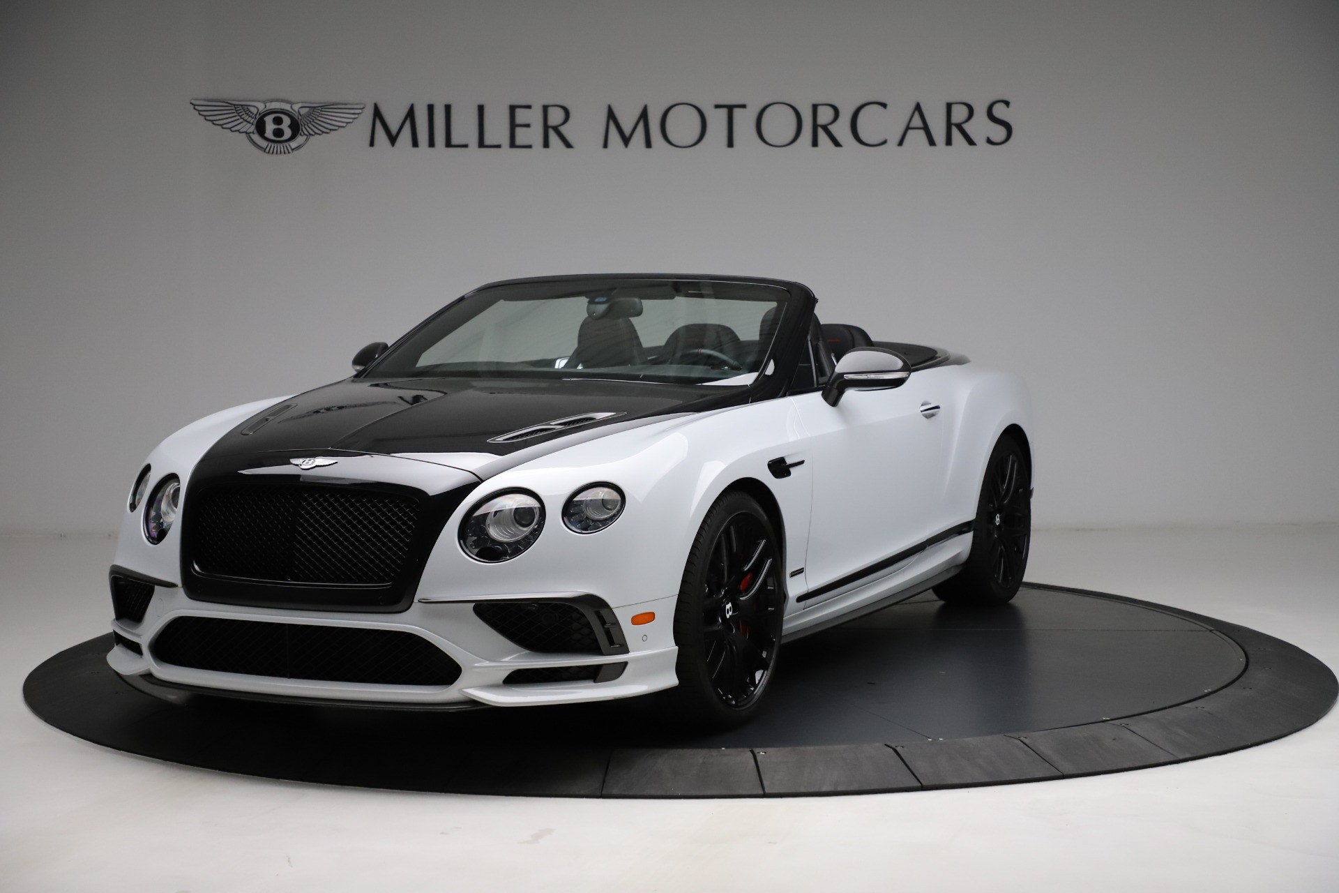 Used 2018 Bentley Continental GT Supersports for sale $229,900 at Rolls-Royce Motor Cars Greenwich in Greenwich CT 06830 1