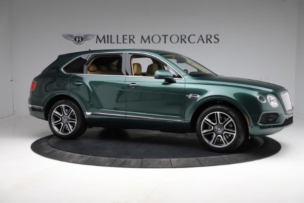 Used 2018 Bentley Bentayga W12 Signature for sale $159,900 at Rolls-Royce Motor Cars Greenwich in Greenwich CT 06830 10