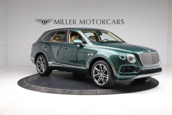 Used 2018 Bentley Bentayga W12 Signature for sale $159,900 at Rolls-Royce Motor Cars Greenwich in Greenwich CT 06830 11