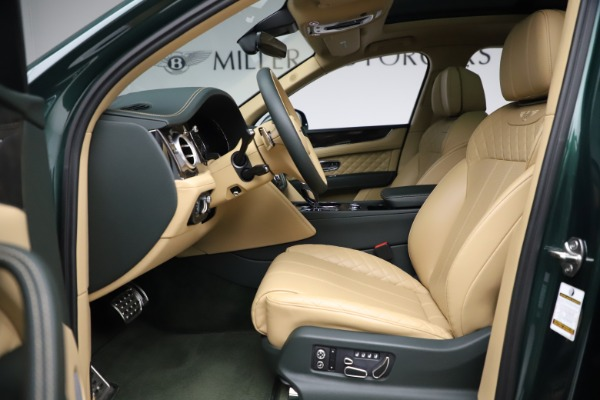Used 2018 Bentley Bentayga W12 Signature for sale $159,900 at Rolls-Royce Motor Cars Greenwich in Greenwich CT 06830 17
