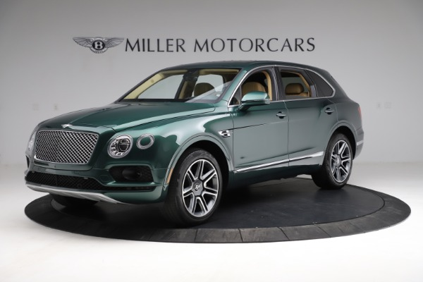 Used 2018 Bentley Bentayga W12 Signature for sale $159,900 at Rolls-Royce Motor Cars Greenwich in Greenwich CT 06830 2