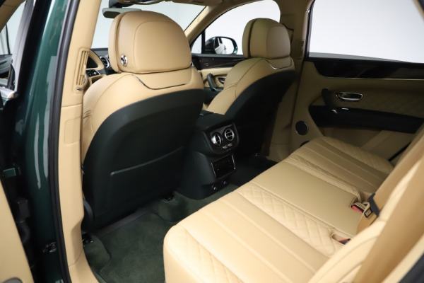 Used 2018 Bentley Bentayga W12 Signature for sale $159,900 at Rolls-Royce Motor Cars Greenwich in Greenwich CT 06830 20