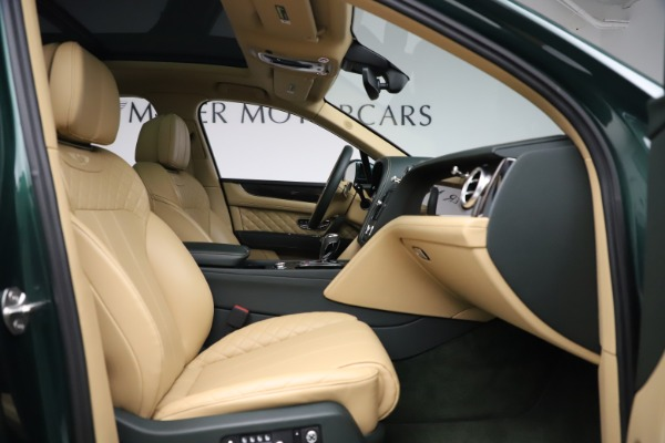 Used 2018 Bentley Bentayga W12 Signature for sale $159,900 at Rolls-Royce Motor Cars Greenwich in Greenwich CT 06830 25